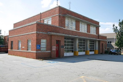 East Point Fire Station
