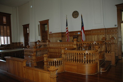 Cartersville Courthouse (closed)