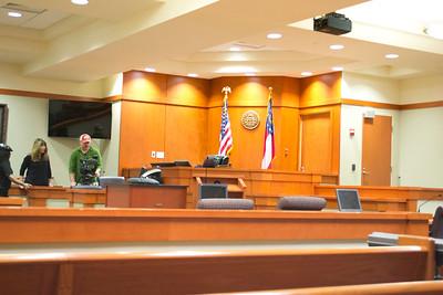 DeKalb Courtroom - Superior Court McDonough St