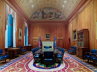 Actual DOJ Conference Room