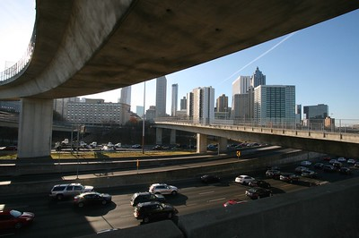 I-75/85 Downtown Overpass