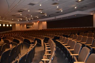 Speaker Auditorium GSU