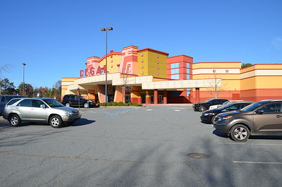 Regal Theater outside Town Center Mall
