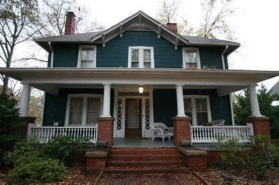 David Kaczynski House