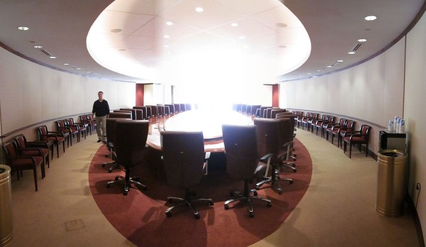 NY Times Conference Room