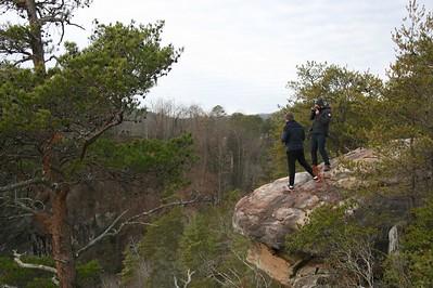 Tallulah Gorge - Mimihaha Falls & Bull Shoals
