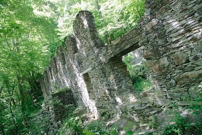 Sope Creek Ruin