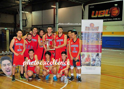 Hoopdreamz Rebels - Premiers PS