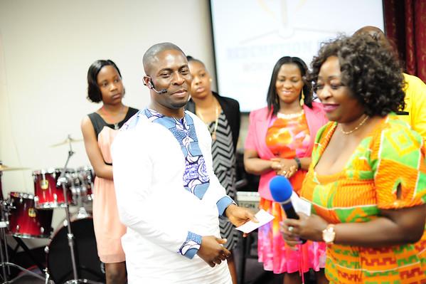 UBPC visits Redemption Faith