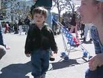 Elijah on Sproul, Monday 3-17-2003