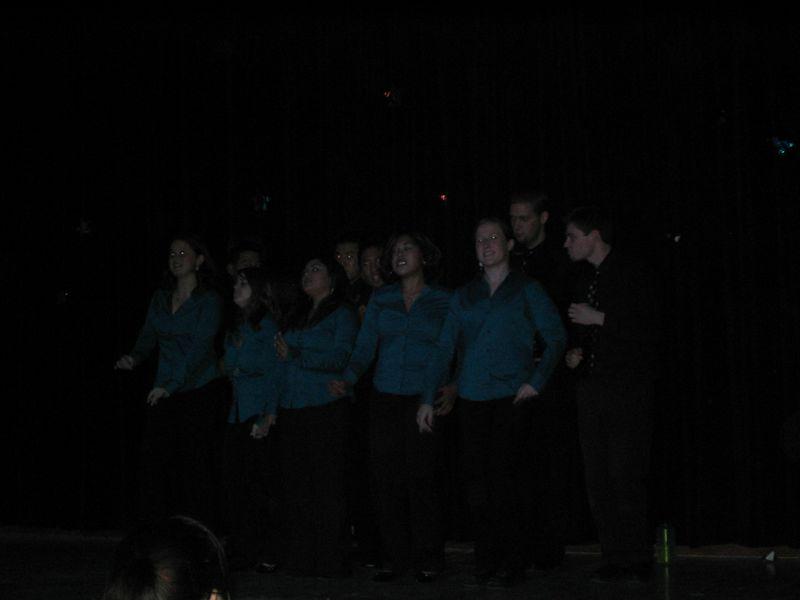 2004 12 11 Saturday - AiR Fall 2004 Concert 1