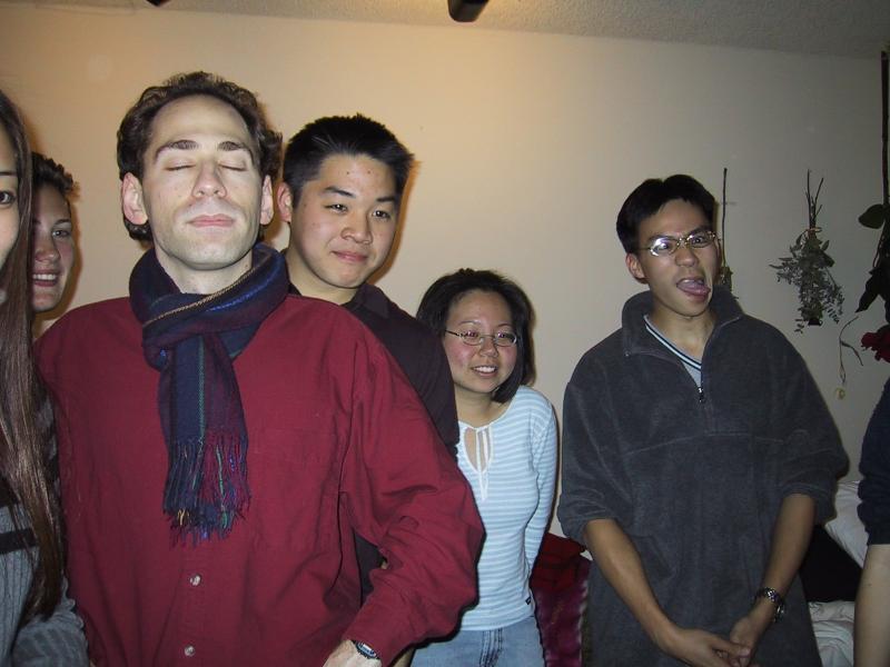 Judy, Jen, Joel, Tyler, Xiao-Wei, & Ben