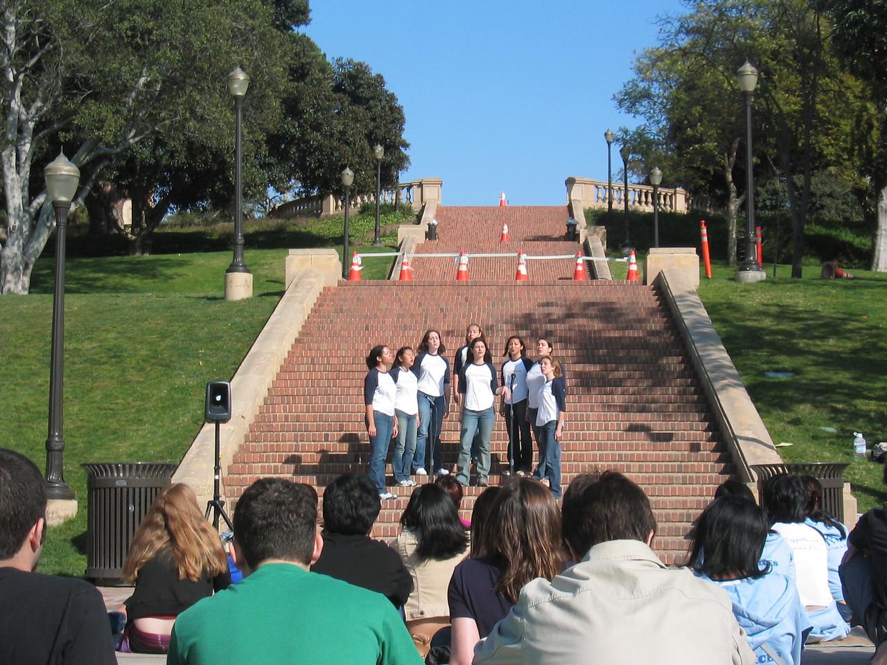 Overtones @ UCLA
