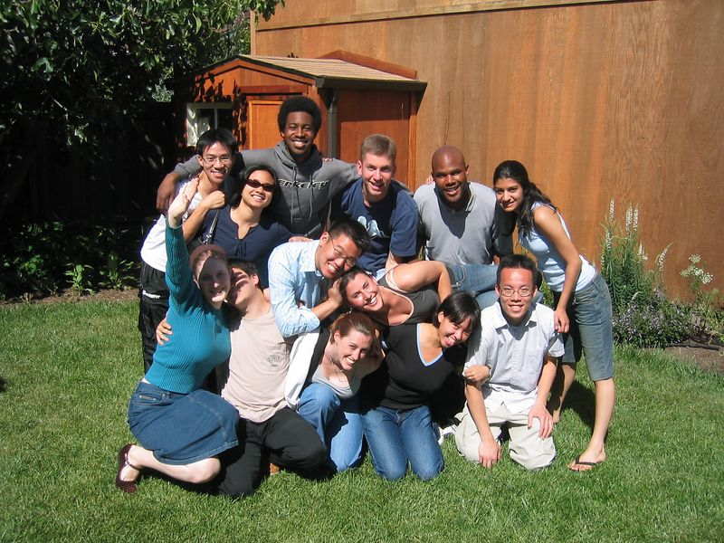 Last group photo