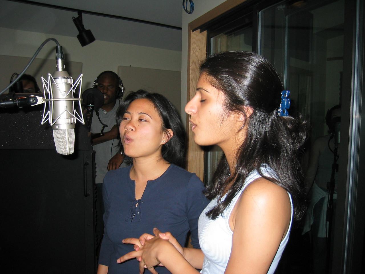 Malbert VP, Cristina & Shaila ooo