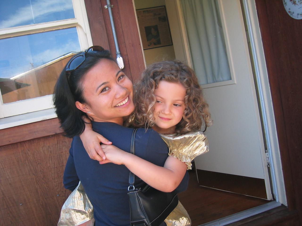 Cristina steals Cloe