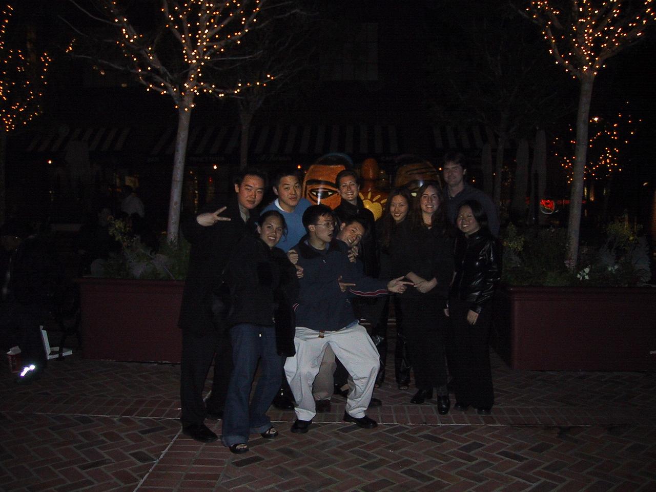 Old Town Pasadena Group Pic