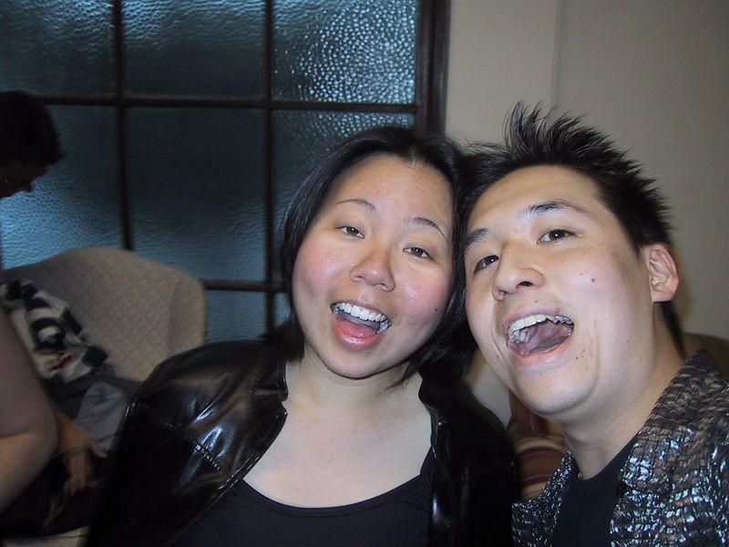 Xiao-Wei & Lenny