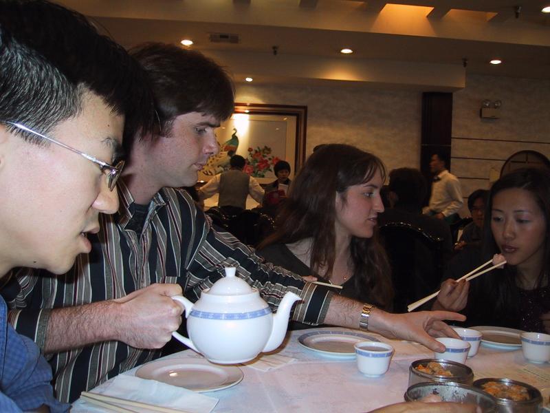 Ben has a double chin, Rhett steal's Sara's cup, Sara, & Judy
