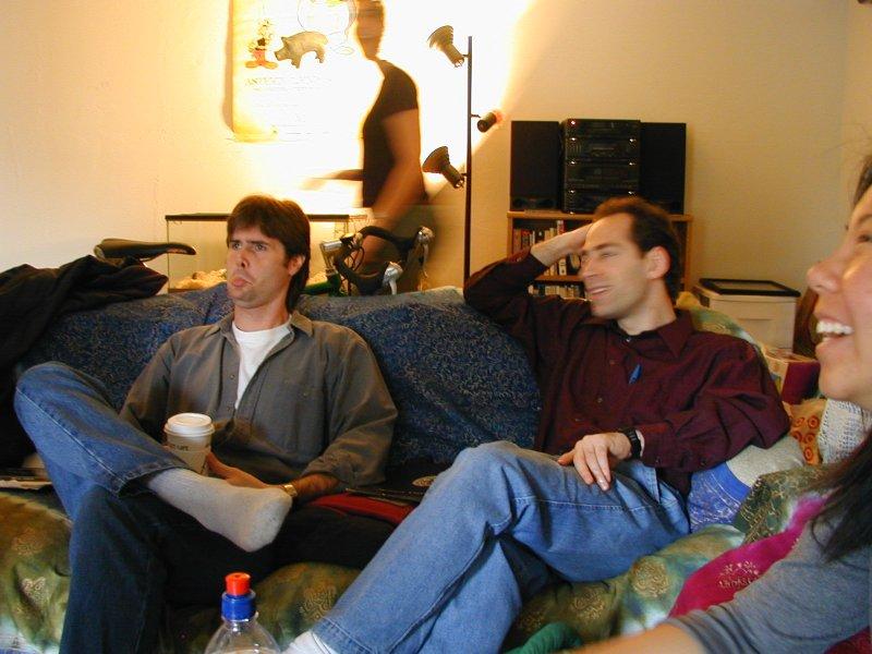 Rhett, Joel, & Xiao-Wei