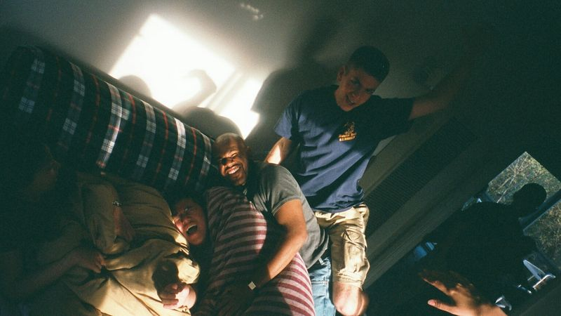 Max, Marc, & Kenji Get Funky