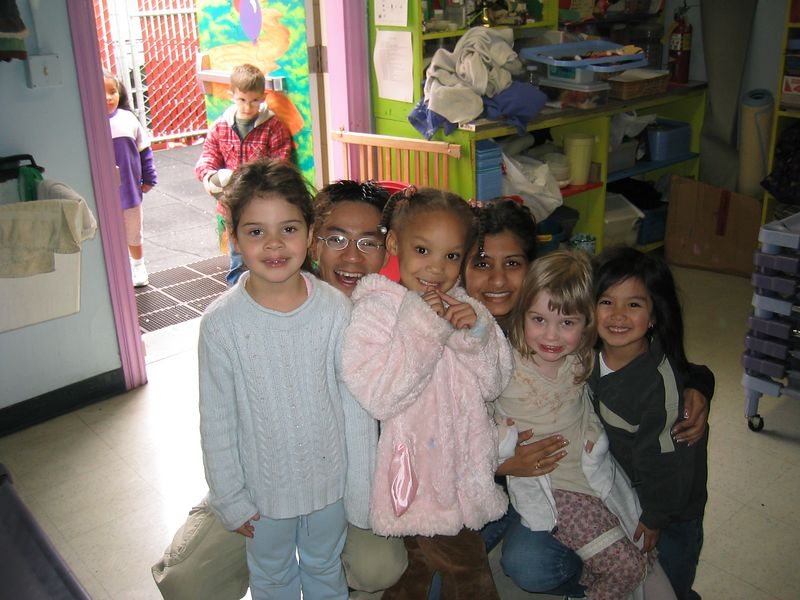 Ben, Shaila, & girls