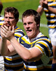 Cal Rugby defeats Cal Poly 76-10 on April 19, 2009