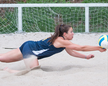 Cal Women's Sand Volleyball, 04/12/2014, afternoon
