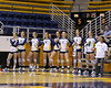 Cal Women's Volleyball defeats Oregon in four sets (25-21, 25-21, 23-25, 25-16) Sunday, Nov. 15, at Haas Pavilion.