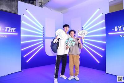 UC SPACES | LAUNCH PARTY instant print photo booth @ HCMC | Chụp ảnh in hình lấy liền Sự kiện tại TP HCM | Photobooth Saigon