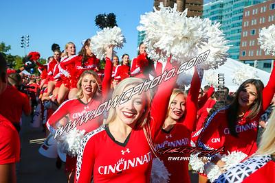 2018-19 UC Cheer & Dance