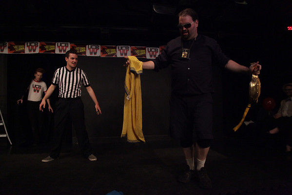 Autumnslamn #3: Robot Riley vs. Towel/Douche/Froot Boots #2