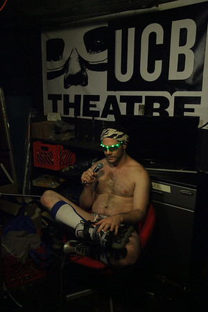 2014/08/09 UCBW Revengeance #3: Froot Boots Intro/7-Man Elimination Rumble