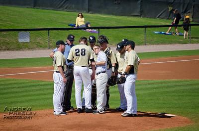 UCF Baseball vs Senia 02/21/16