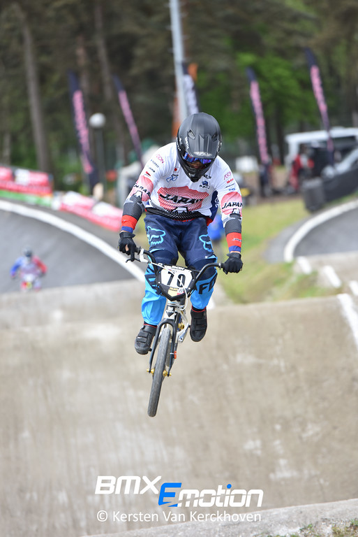 UCI WC Zolder - Round 3 Saturday