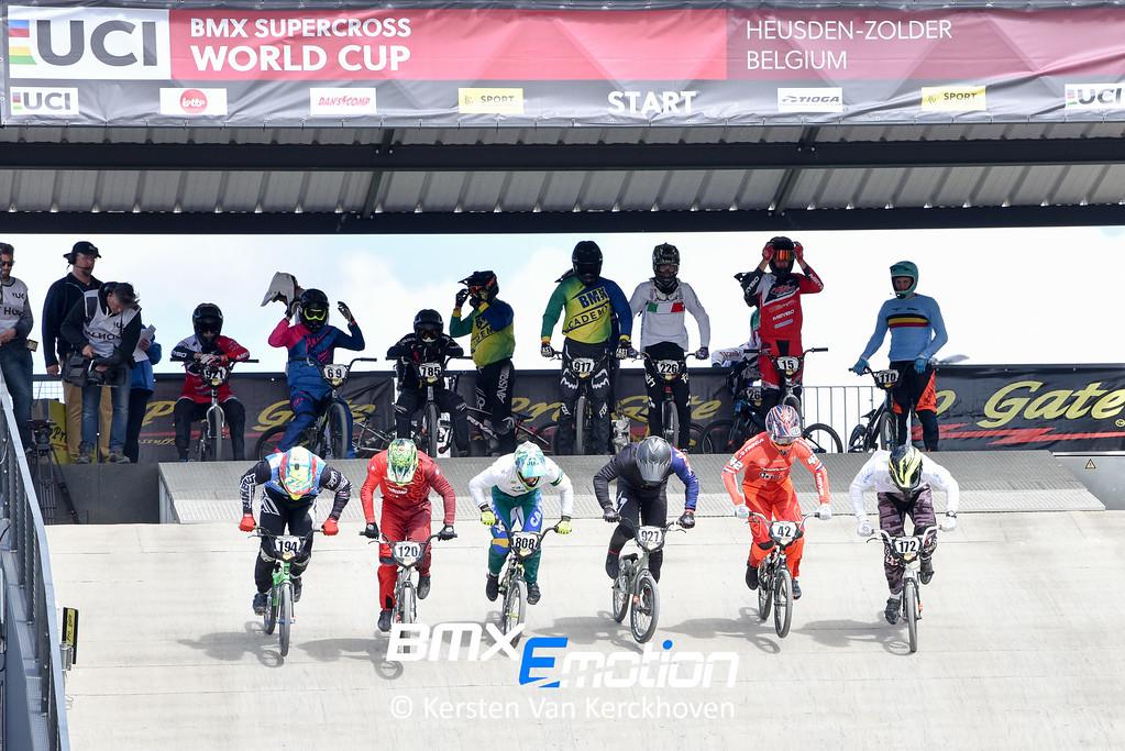 UCI WC Zolder - round 4 - part 2