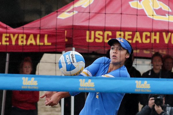 2018.3.11 UCLA Beach Volleyball