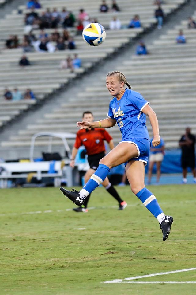 2017.9.28 UCLA W Soccer