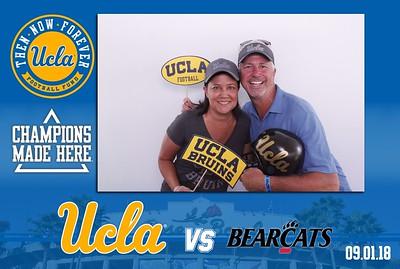 UCLA vs. BEARCATS