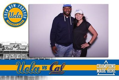 UCLA vs CAL