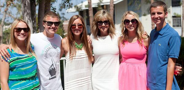 Emma Graduation Family Images 2012
