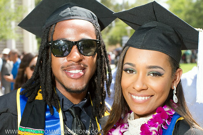 UCR Graduation Ceremony 2014