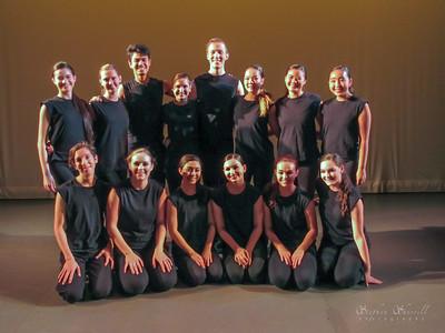 Freshman Dance Company 2016