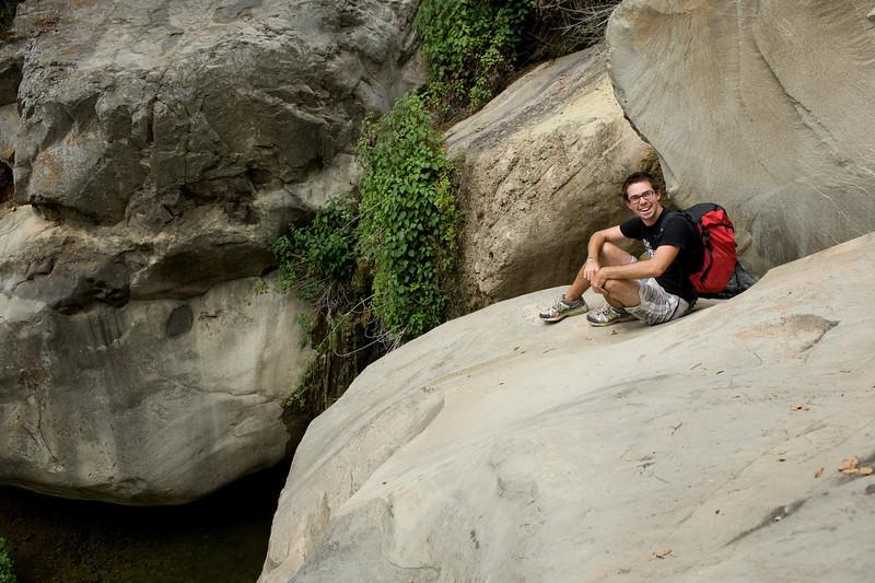 San Ydidro Falls (August 26, 2011)