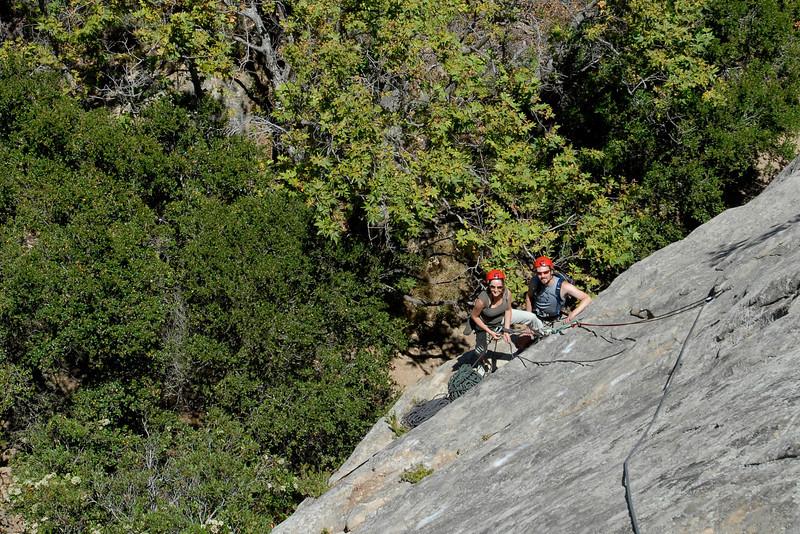 Zach & Amy Grossman, San Ysidro Canyon