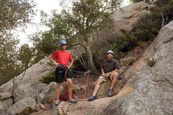 Doug Steigerwald & Zach Bethune, San Ysidro Canyon (September 14, 2011)