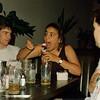 1993 - Denny's - Greg, Ori eating sundae