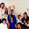 1993 - dorm room c - Christie, Andrea, Amanda, Susie, Cheech, Marianne, Jana, Liz, Moosh, & Susan