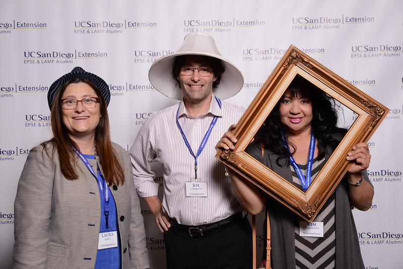 UCSD's LAMP 30th Celebration Photobooth. Learn more at http://www.epselamp.org