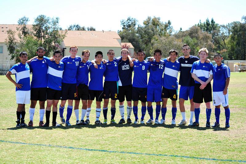 Alumni Team 2011